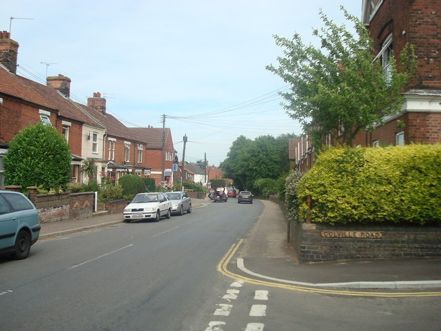 Briston Road, Melton Constable
