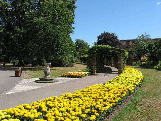Palmerston Park, Southampton