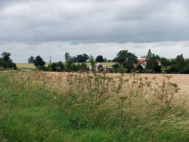 Near Middlegate Farm