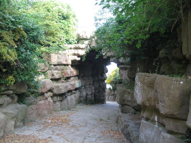 From Royal Esplanade to Western Undercliff