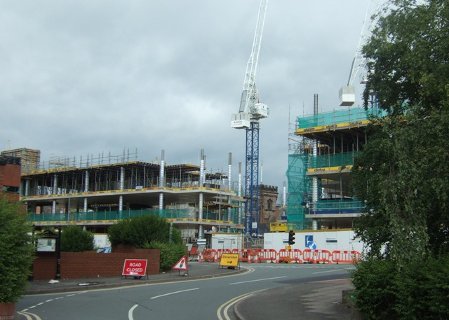 The changing face of Stafford [continued]