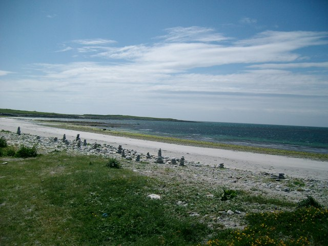 Beach near Loch Altabrug