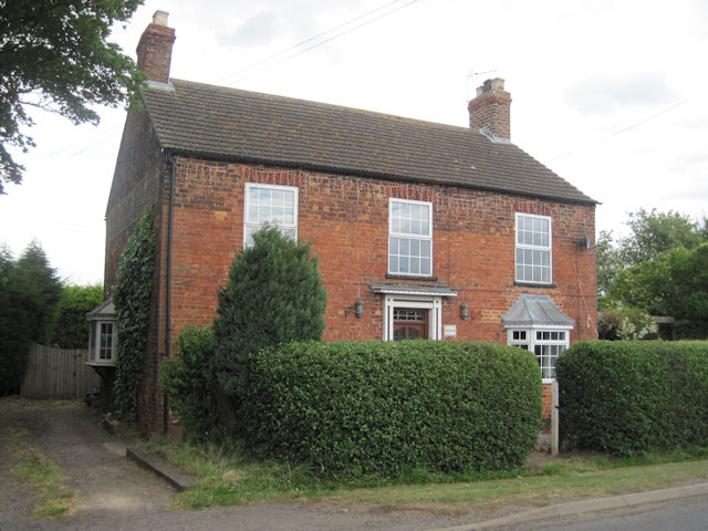 Holly House cottage on the Caistor road