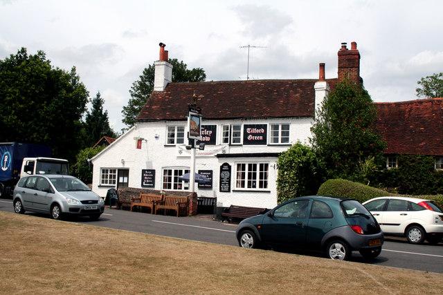 Tilford, Surrey:  The 'Barley Mow'