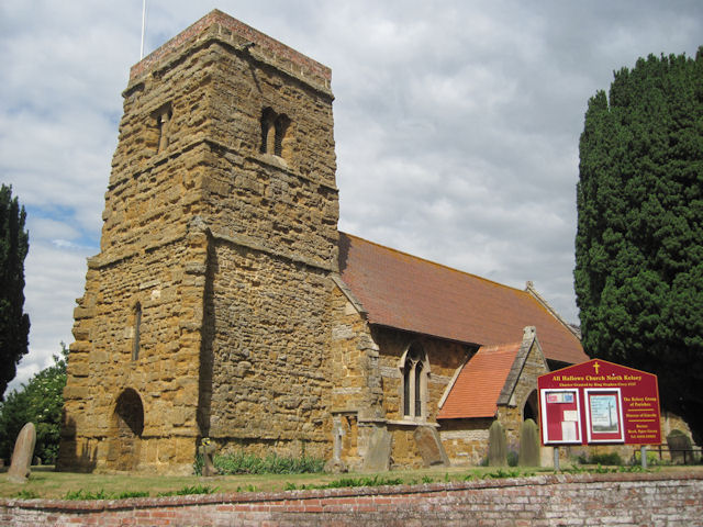All Hallows Church North Kelsey