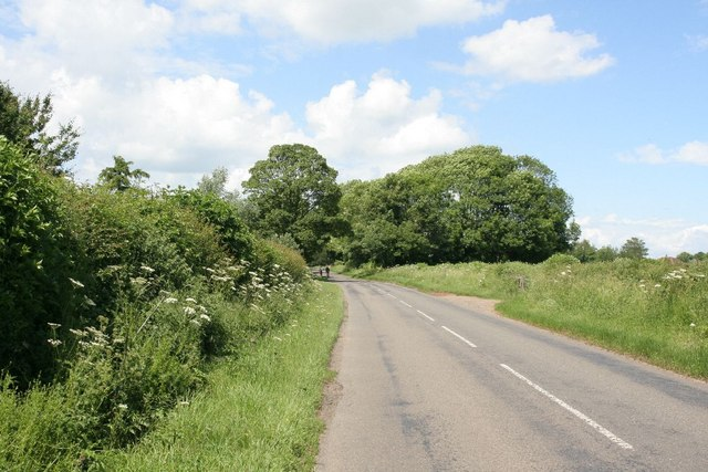 Road to Pitsford