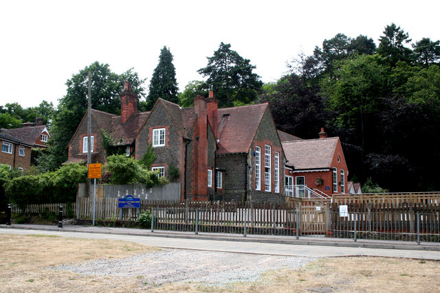 Tilford, Surrey:  All Saints C of E Primary School