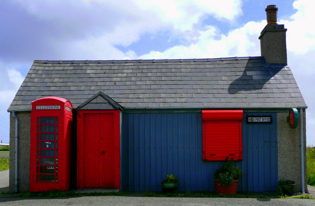 The Post Office, Cross, Isle of Lewis