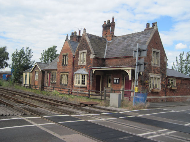 Moortown Station