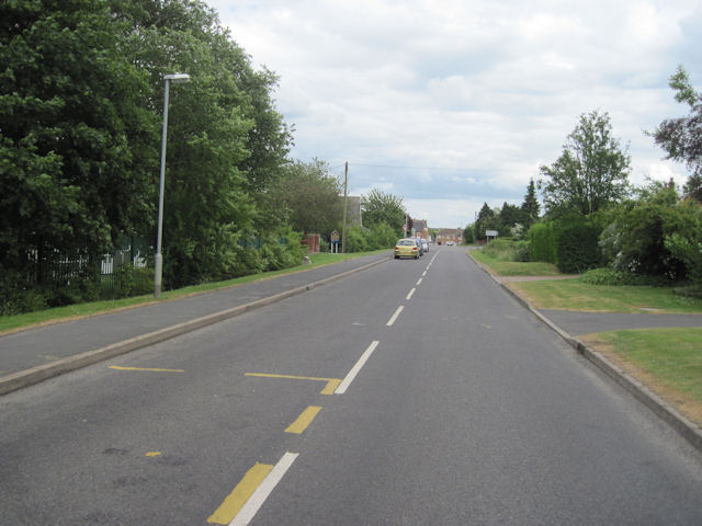 Brookenby Road Binbrook