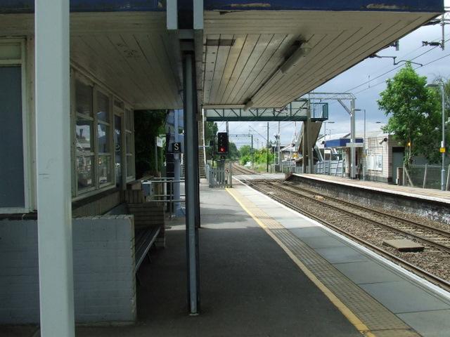 Sawbridgeworth railway station