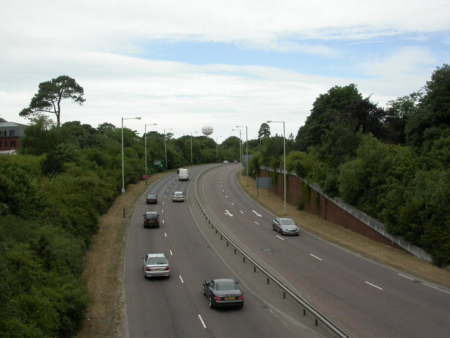 Bournemouth, Wessex Way