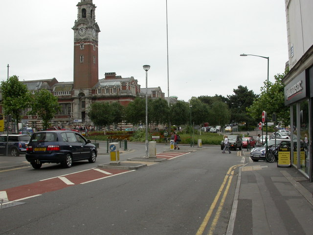 Bournemouth, Lansdowne Roundabout
