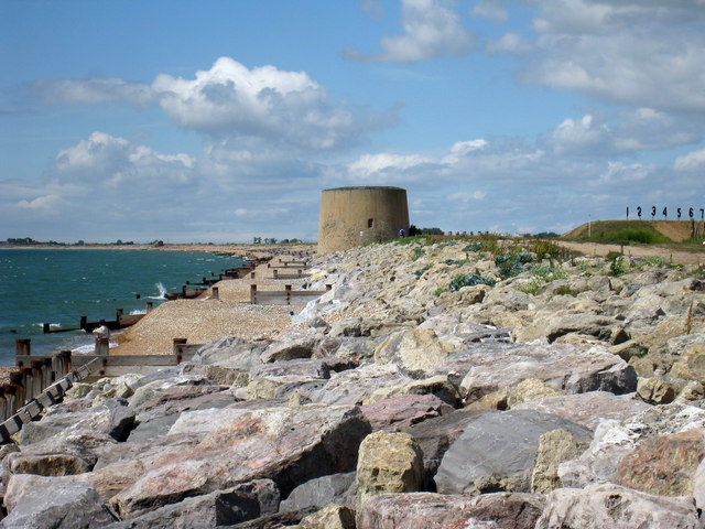 Martello Tower number 15, Hythe