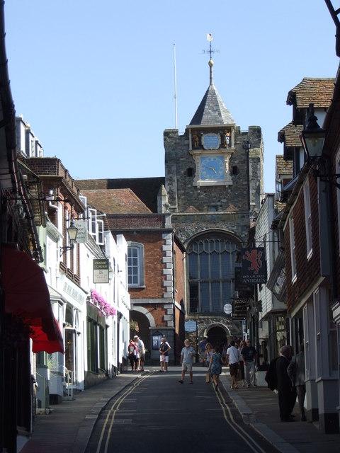 Lion Street, Rye