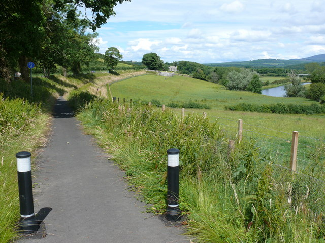 A714 Cycle Path