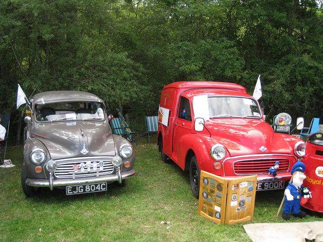 Darling Buds Classic Car Show