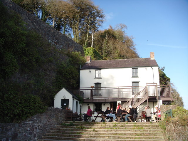 The Boat House, Laugharne