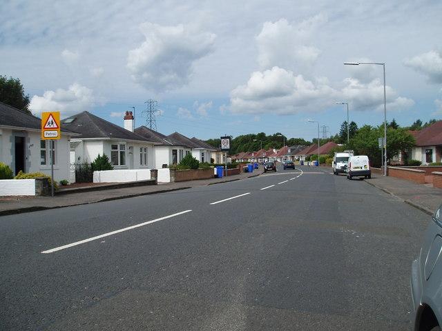 Dundonald Road Kilmarnock