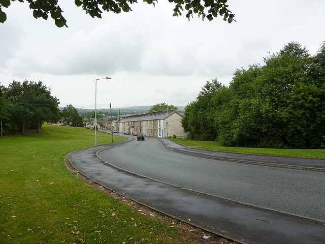Thompson Street, Padiham