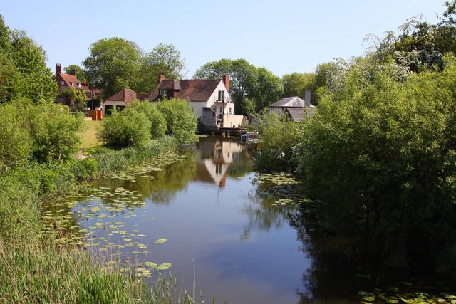 Benson Mill