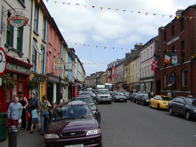 Clonakilty Town Centre 169 Jeff Horne Cc By Sa 2 0