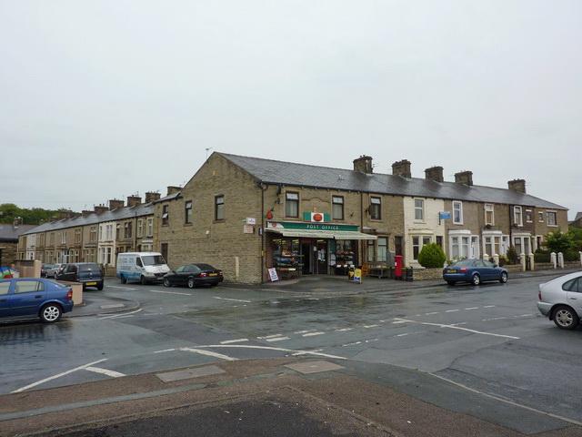 Post Office on Victoria Road, Padiham