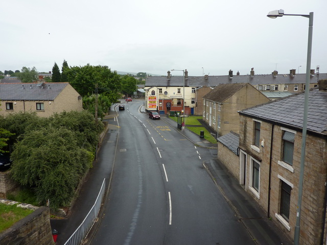 Green Lane, Padiham