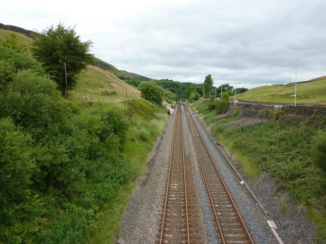 Burnley to Todmorden Railway