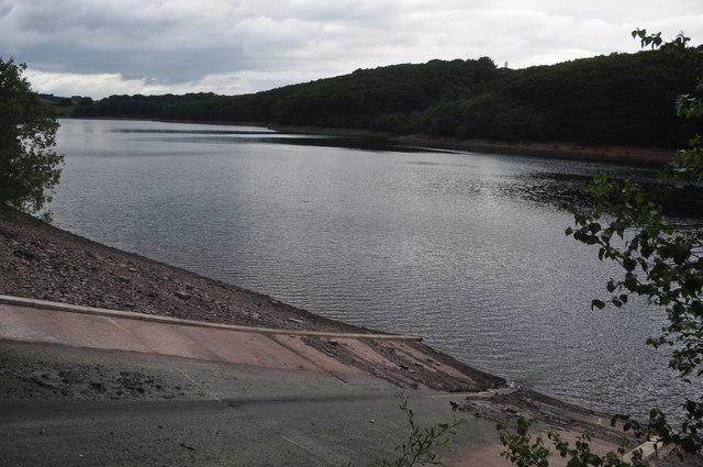 Exmoor : Wimbleball Lake