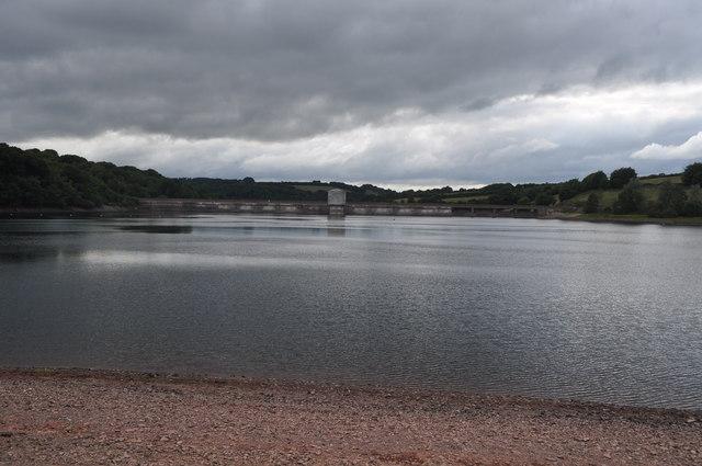 Exmoor : Wimbleball Lake & Dam