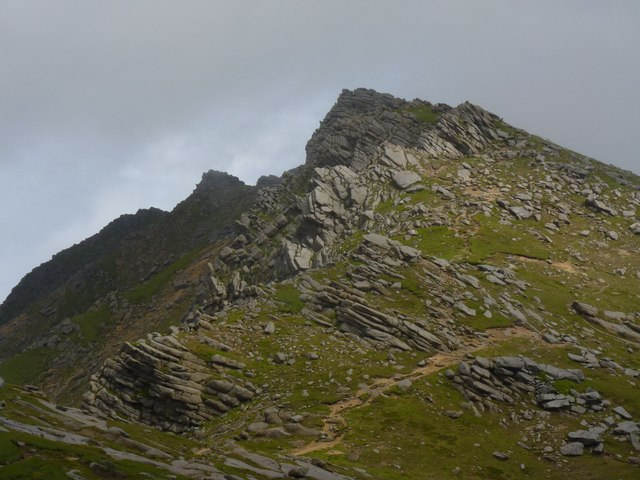 North Goatfell summit, Isle of Arran