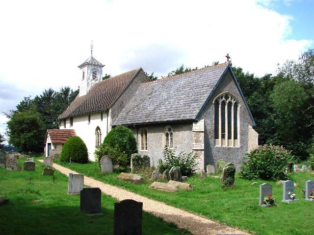 Great Welnetham St Thomas Becket Church