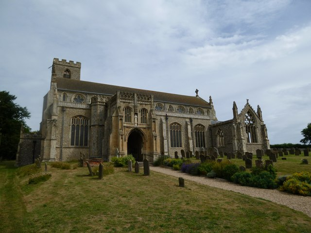 St Mary's Church, Cley next the Sea