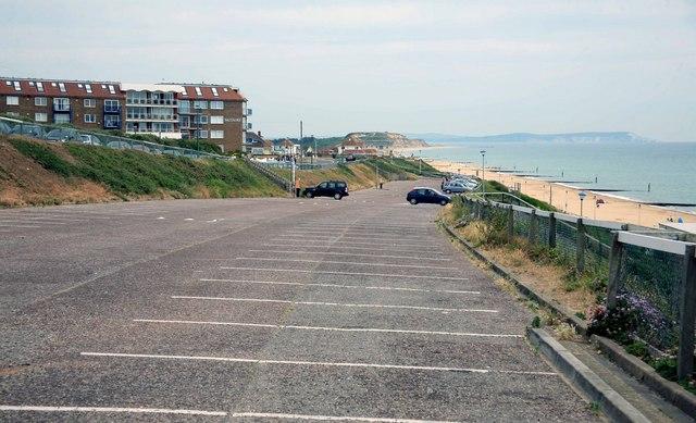 Southbourne beach car park