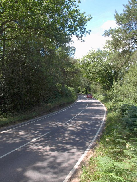 B3180 by Black Hill Quarry