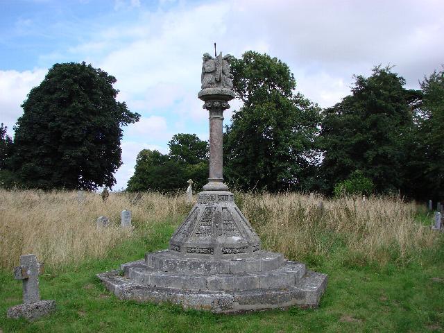 Assington St Edmund, Gurdon Memorial