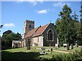 TL9448 : Brent Eleigh, St. Mary's Church, Suffolk by Adrian S Pye
