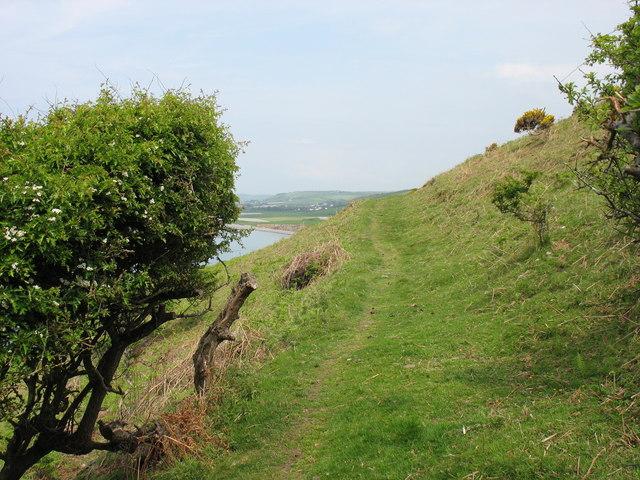 The Ceredigion Coast Path