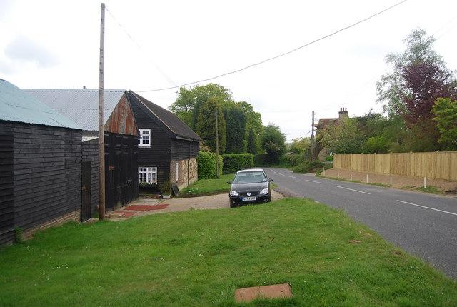 Horsted Lane at Tanyards