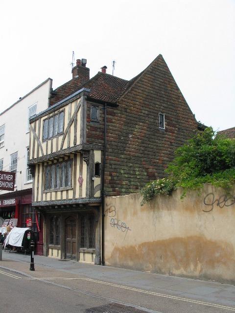 Palace Street, Canterbury
