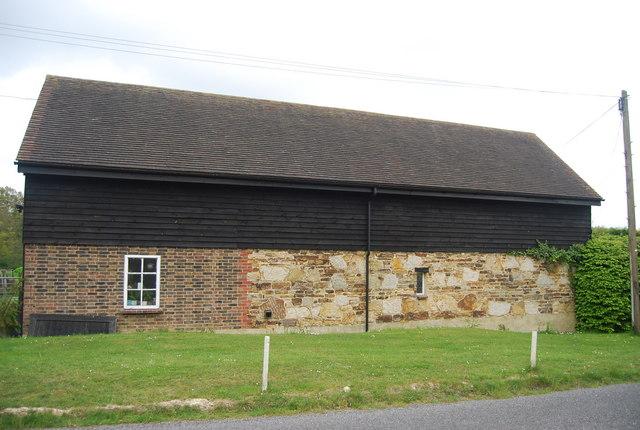 Barn at Tanyards, Horsted Lane