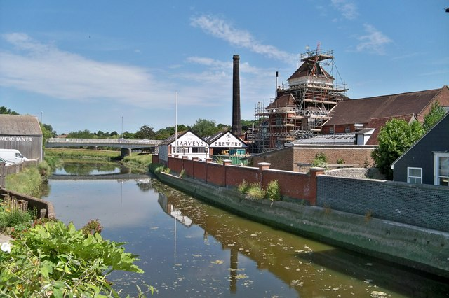 Harvey's Brewery - Lewes