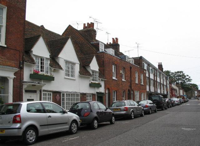 Broad Street, Canterbury