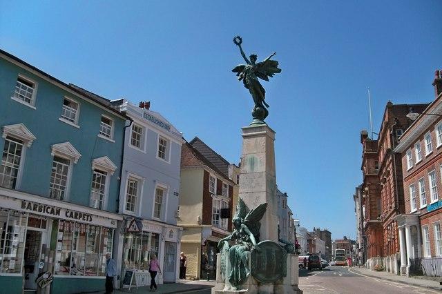 War Memorial - Lewes