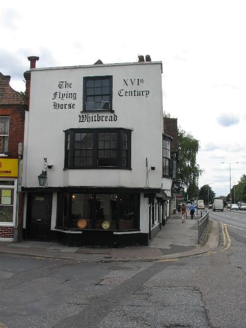 The Flying Horse, Dover Street