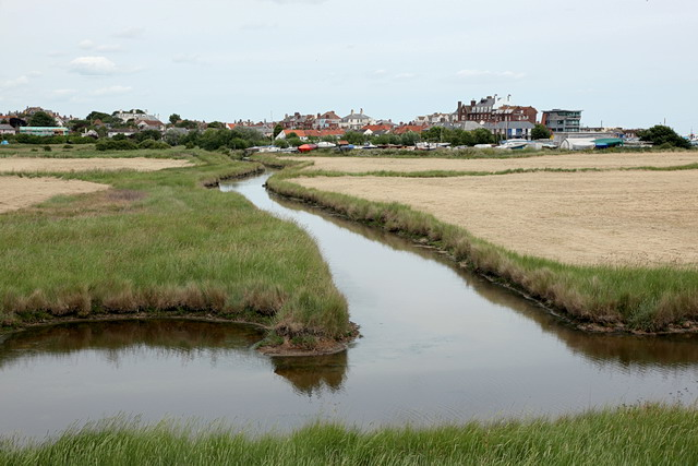 Aldeburgh Marshes