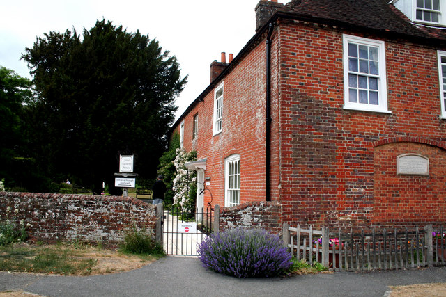 Chawton, Hampshire:  Jane Austen's House