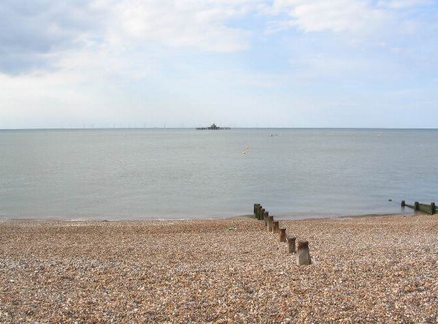 Herne Bay shore