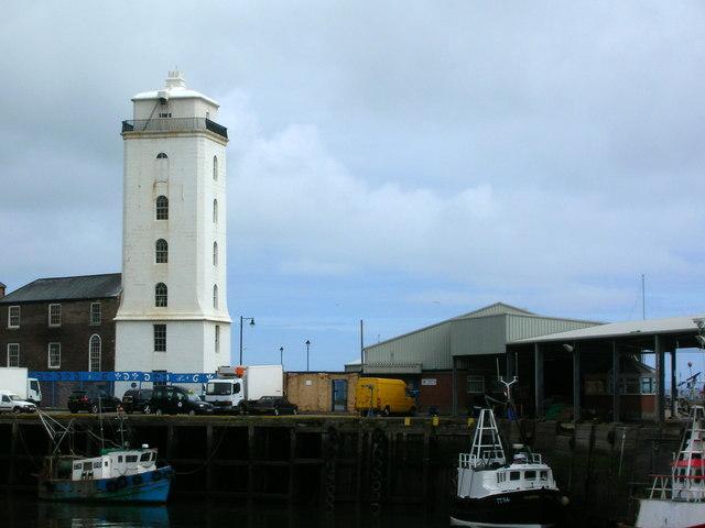 Low Light, North Shields Fish Quay